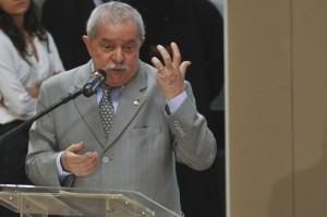 Lula teve dados sigilosos divulgados de forma ilegal (Valter Campanato/Arquivo/ABr)