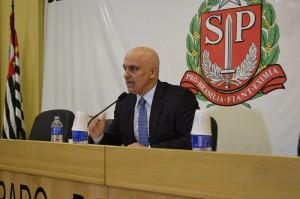 Dados foram apresentados pelo secretário de Segurança Pública, Alexandre Moraes (Divulgação)