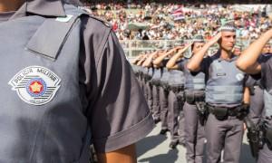 Bônus beneficia policiais militares, civis e técnicos-científicos (Diogo Moreira/A2 Fotografia)
