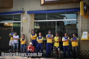 Grevistas dos Correios devem encerrar movimento (Arquivo)