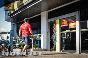 Banco do Brasil e Caixa aderiram ao movimento grevista