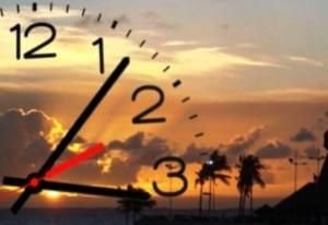 Horário de verão vigora até fevereiro (Ilustração)