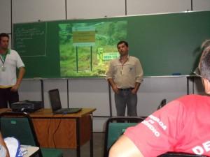 Representantes da Petrobras estiveram em Itapira e forneceram orientações diversas (Divulgação)