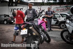Gonçalves foi detido pela Polícia Militar após atropelar criança de 11 anos