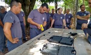 Policiais do 26º Batalhão já podem usar taser em operações (Reprodução/Tribuna do Guaçu)
