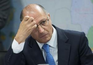 Alckmin transferiu a secretário responsabilidade por reorganização (Marcelo Camargo/Agência Brasil)