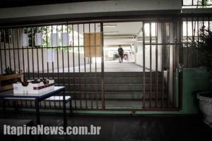 Escola Antônio Caio, em Itapira, foi a primeira de quatro a serem ocupadas