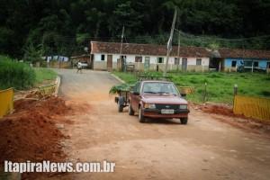 Estrutura já recebeu reparos e tráfego foi liberado (Leo Santos)