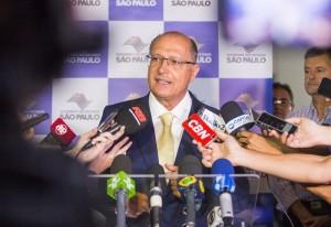 Alckmin apresentou projeto na capital (A2img/Ciete Silvério)