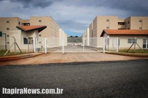 Residencial Morada Nova está pronto, mas segue fechado (Arquivo)