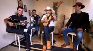 Dupla itapirense participou de programa da EPTV (Reprodução)