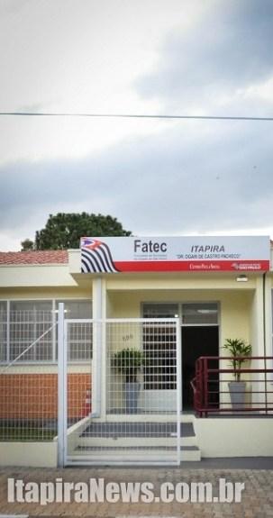 Unidade itapirense da Fatec fica na Bela Vista (Arquivo)