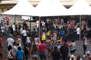 Público prestigiou evento em novo horário na Fepasa (Leo Santos)