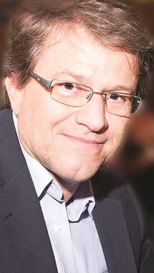 José Antônio Scomparin é presidente do Sicovamm - Sindicato do Comércio Varejista de Mogi Mirim (Divulgação)