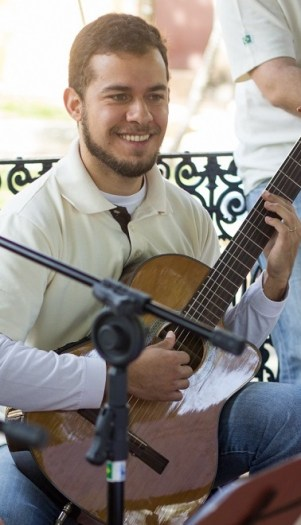 Rapahel Lupinacci comanda projeto musical em Itapira (Divulgação)