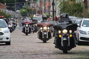 Máquinas de duas rodas voltam a 'invadir' Itapira (Leo Santos/Arquivo/Megaphone)