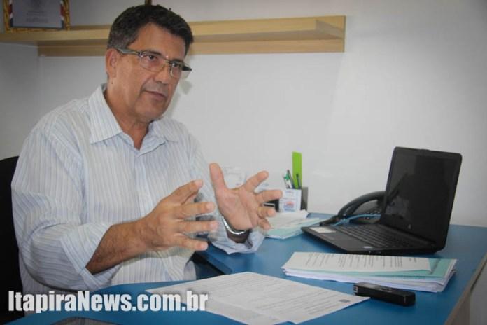 Ex-vereador assumiu secretaria que coordena trabalhos da GCM e outros órgãos