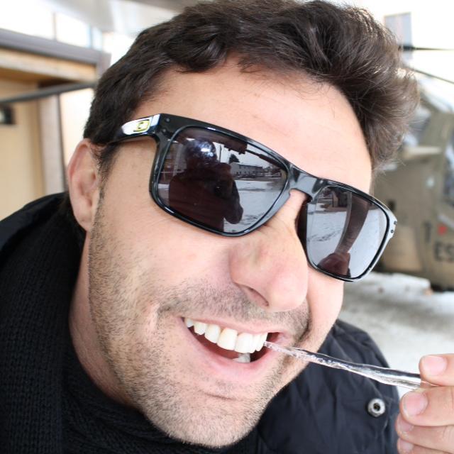 Juliano Perizato era o co-piloto (Reprodução/Redes Sociais)