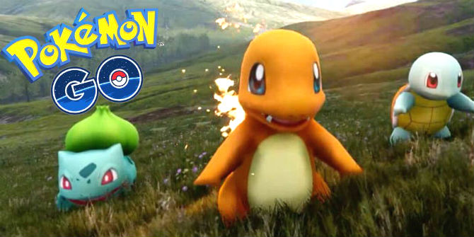 Image result for pokemon go banner