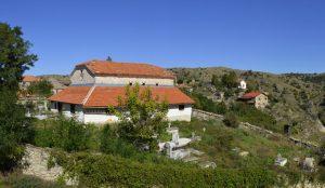Успение на Пресвета Богородица – село Старавина (Church Holy Mother of God – Staravina, Mariovo)