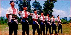Калајџиско – Македонско Народно Оро