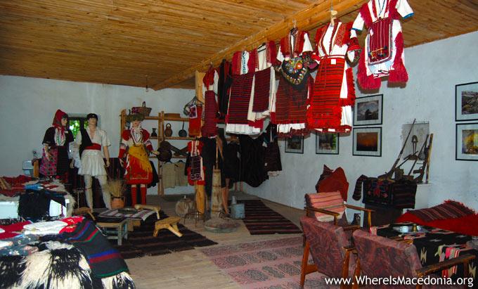 Етнолошки музеј, с. Градешница