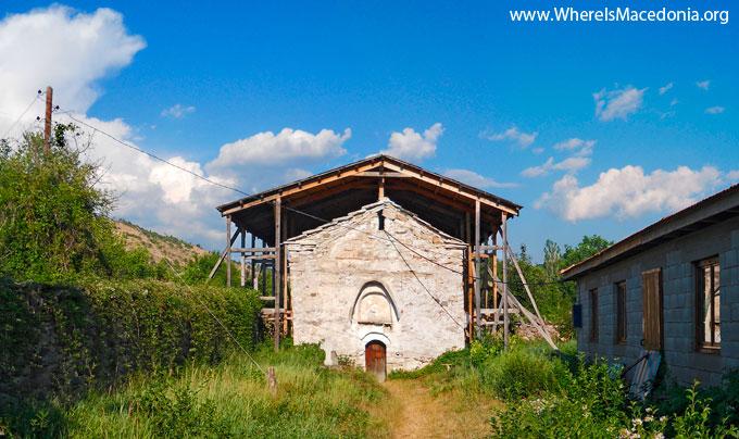 Црква Св. Димитрија, с. Градешница