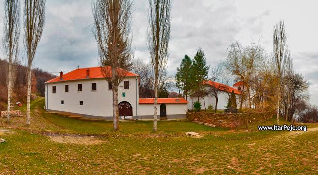 Манастир Св. Ѓорѓи во близина на с. Паралово (Monastery St. George, Paralovo)