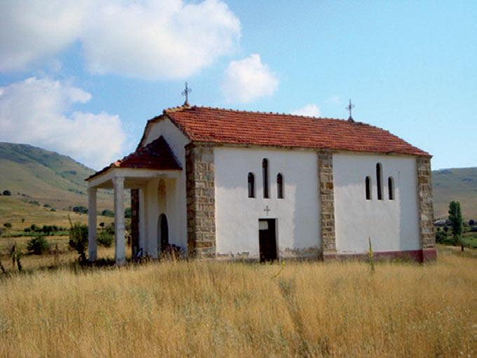Св. Недела село Орле