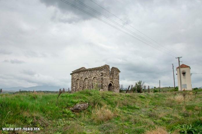 Горна Црква село Старавина, Мариово