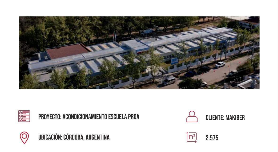 Escuela ProA en Argentina