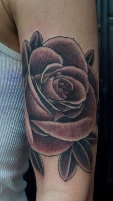 Rose Arm Tattoo For Girls Tattoo From Itattooz