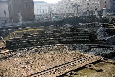 teatro romano torino
