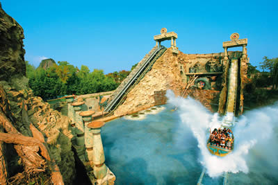 gardaland splash