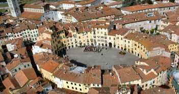 Lucca piazza principale