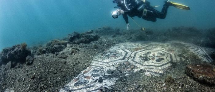 Sito archeologico di Baia: una meraviglia archeologica inghiottita dal mare