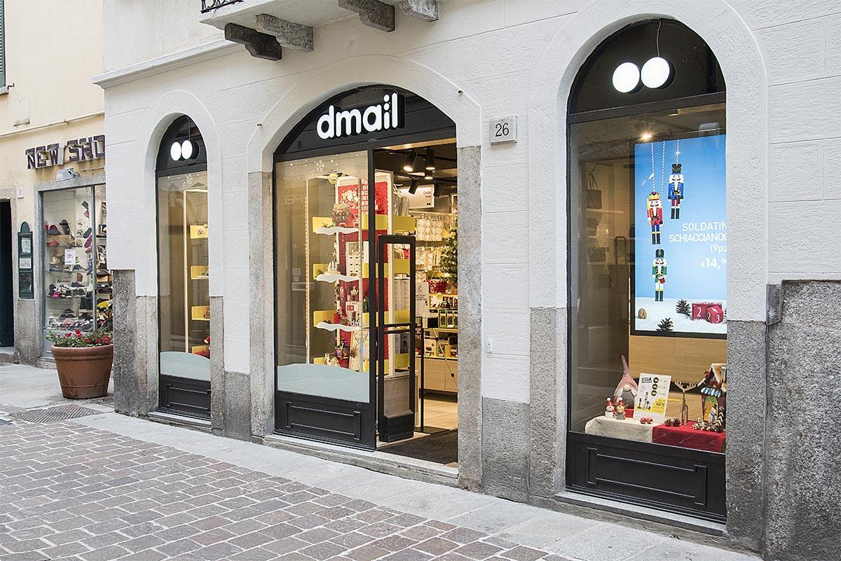 DMail - Como