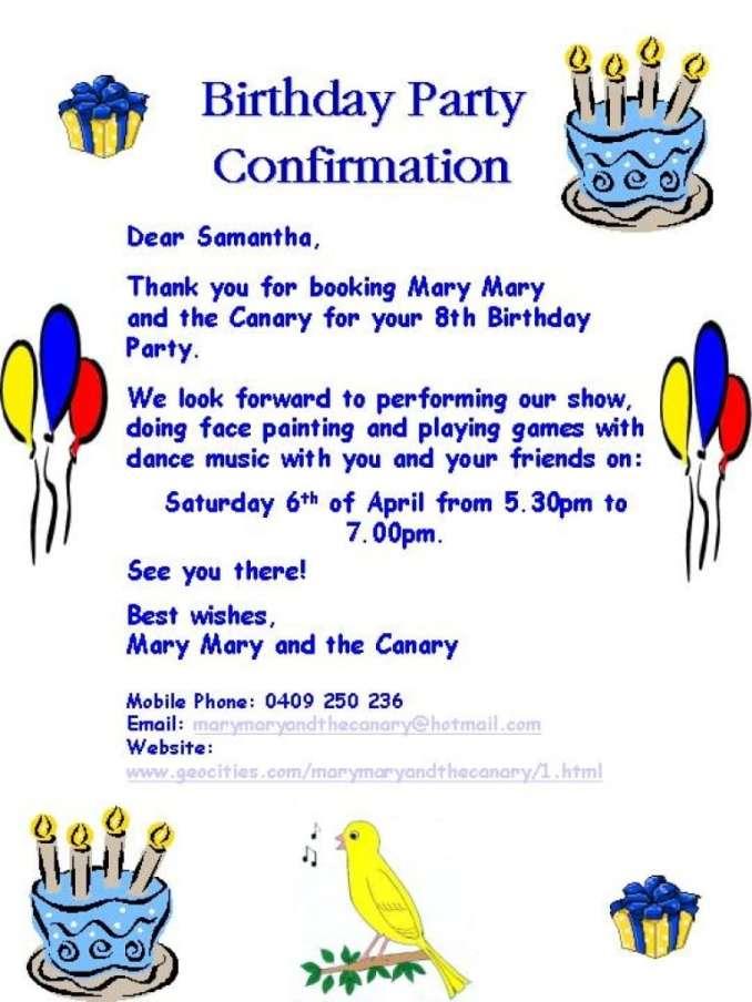Invitation party letter writing newsinvitation party invitation filmwisefo