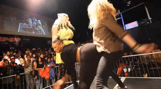 Ass Shaking Contest Thejumpoff Of15