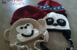 Crochet for Cancer http://www.itchinforosmestitchin.com