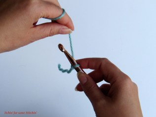 yarn over back of hook http://www.itchinforsomestitchin.com