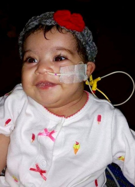 Madison Manalang, the inspiration for Cardiac Stitches. http://www.itchinforsomestitchin.com