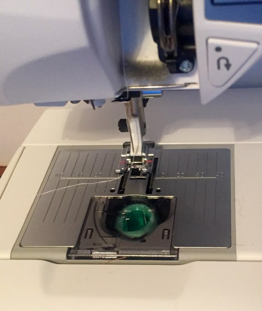 Sewing Machine needle area. http://www.itchinforsomestitchin.com