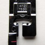 Buttonhole Presser Foot