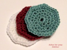 How to Crochet in the Round by https://www.itchinforsomestitchin.com