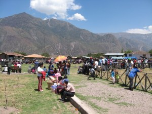Rest stop between Ayacucho and Andahuaylas, Peru.