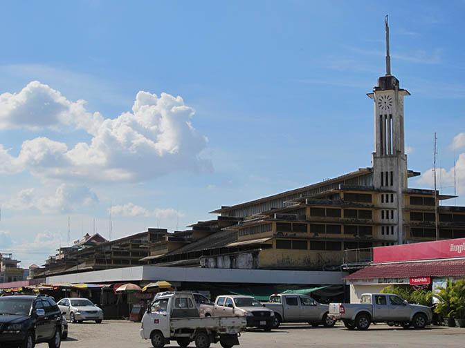 Psar Nat, Battambang, Cambodia