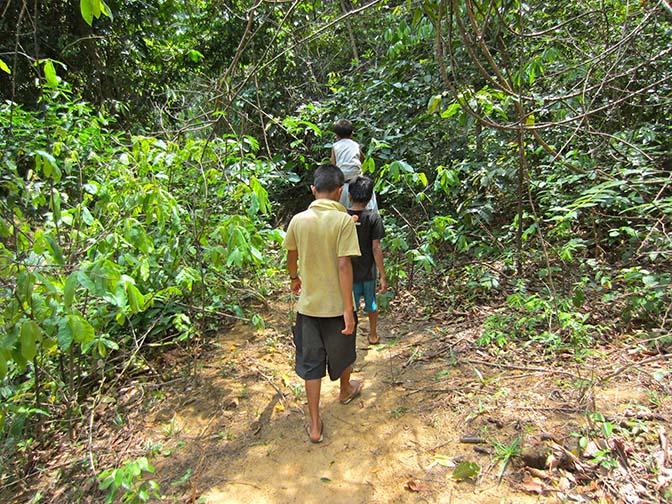 Xieng Liab Cave Laos