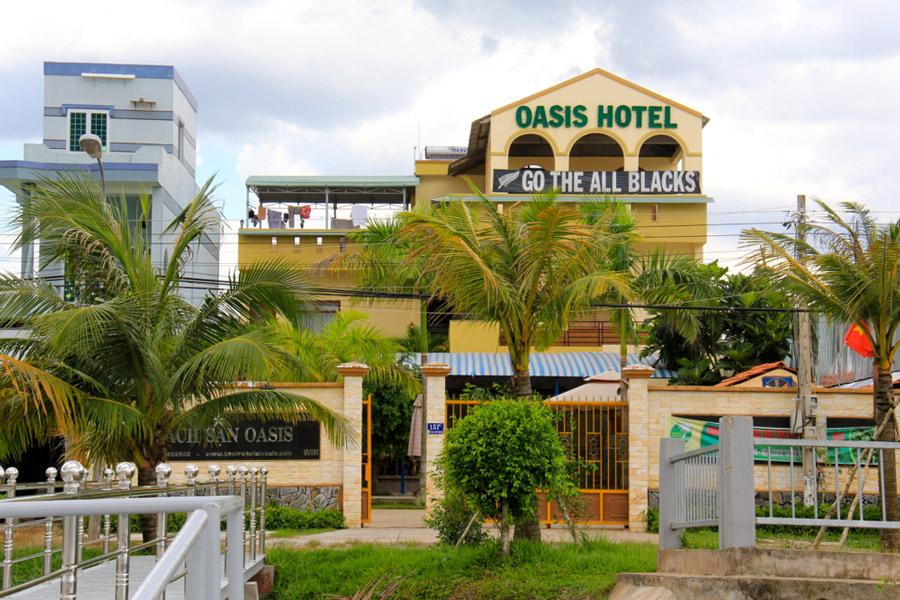 The best hotel in Ben Tre, Vietnam – The Oasis Hotel