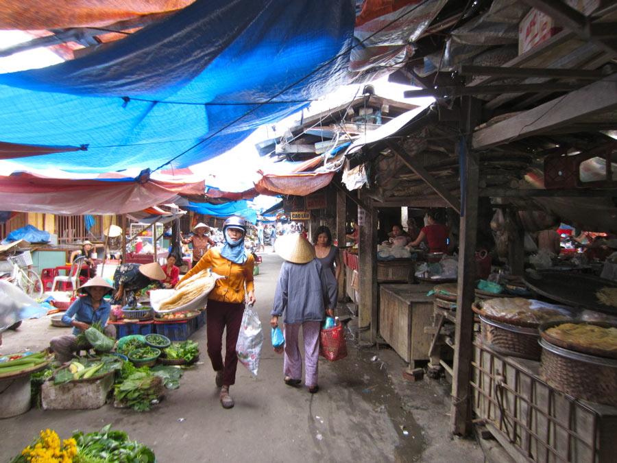 Hoi An, Vietnam Market